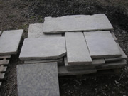 Reclaimed Blue Lias Flagstones